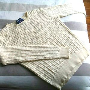 Vintage RL cable knit
